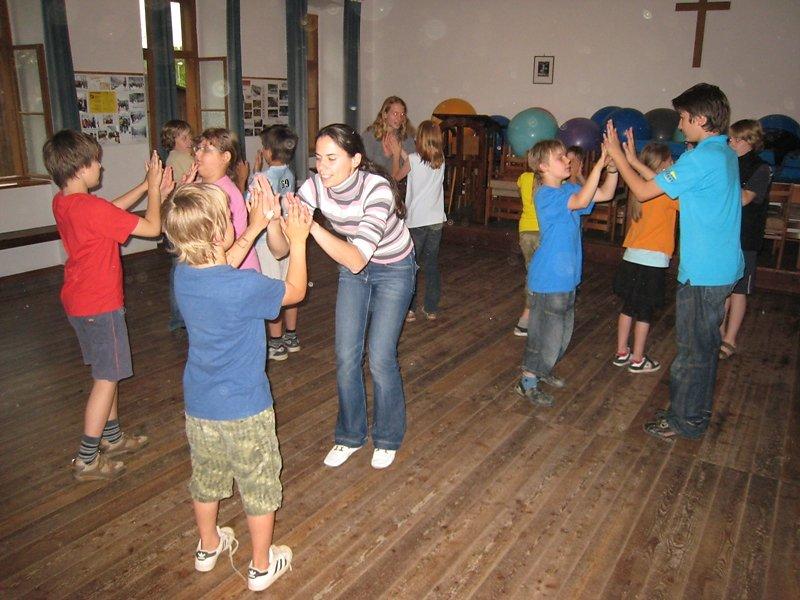 Kindergruppe 2009-2013